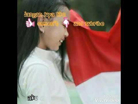 Zara leola - aku anak Indonesia ( official lyric video )