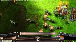 Battle Realms [VN]Kingay(NekRoManT) vs Takeda (Baxter) game 4