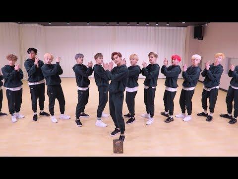 開始Youtube練舞:CLAP-SEVENTEEN | 推薦舞蹈