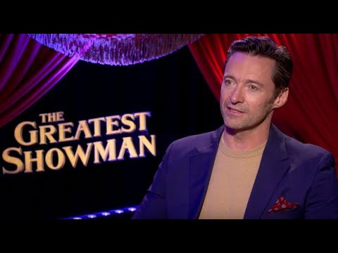 Hugh Jackman Shares His Favorite Musical Number In THE GREATEST SHOWMAN
