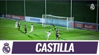 Castilla beat Barakaldo at the Di Stéfano!