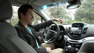 Тест-драйв Chevrolet ORLANDO - АвтоЮГА / Евгений Мельченко
