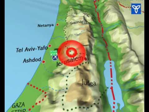 צרכי הביטחון הבסיסיים של ישראל לקראת הסדר עתידי