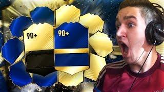 FIFA 17   13 ТОТСОВ В ПАКАХ!!!