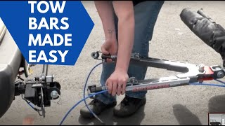 Torklift Central-How To Hookup A Towbar