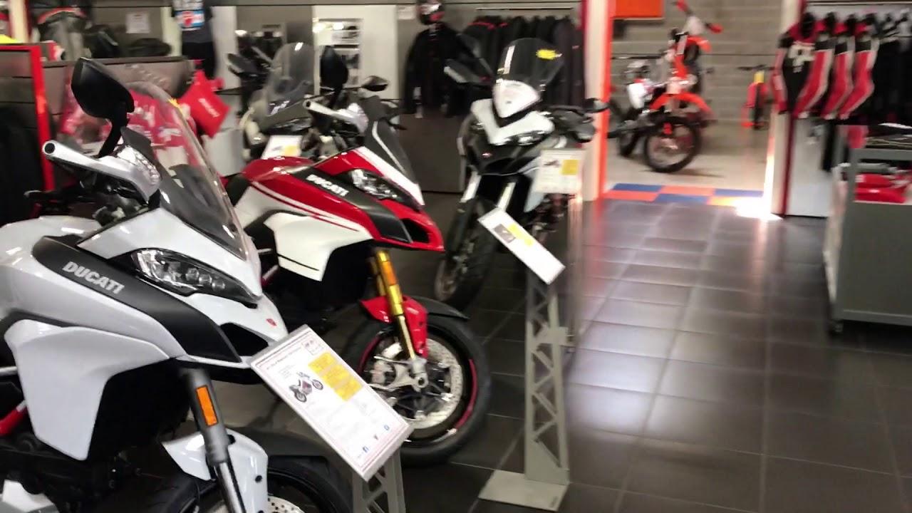 2017 Ducati Supersport Akrapovic Full System