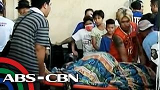 TV Patrol: Pagkakilanlan ng 14 nasawi sa Tanay, hirap tukuyin