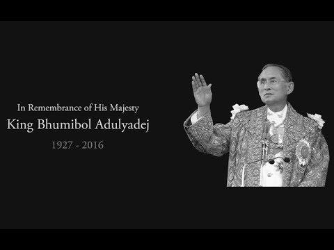 Late Thailand King Bhumibol Adulyadej funeral preparations.