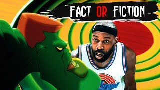 NBA STAR Abducted By ALIENS - FACT or FICTION?