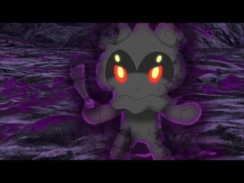 Pikachu Vs. Marshadow!