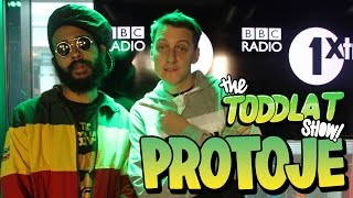 Protoje Freestyle (The Toddla T Show)