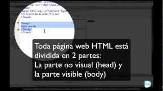 6.- Conceptos básicos de HTML