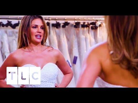 That Spiderweb Dress | Say Yes To The Dress UK