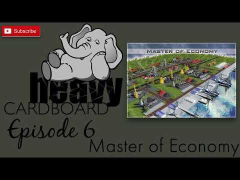 Heavy Cardboard Episode 6 - Master of Economy