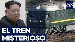 Así es el misterioso tren de Kim Jong-Un