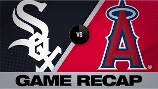 thaiss-ohtani-homer-to-lead-angels-white-sox-angels-game-highlights-8-18-19