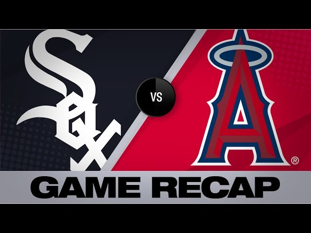 Thaiss, Ohtani homer to lead Angels | White Sox-Angels Game Highlights 8/18/19