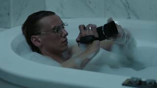 FENDI FALL 2018 MEN'S EYEWEAR COLLECTION FILM STARRING JAMIE CAMPBELL BOWER
