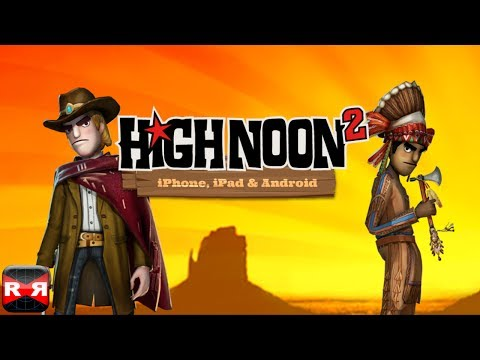 High Noon 2 (By Happylatte Games) - iOS/Android - iPhone/iPad/iPod Touch Gameplay