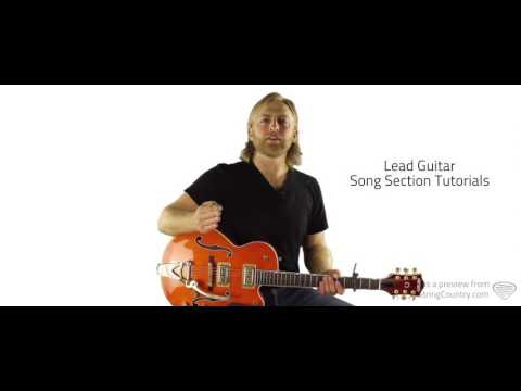 Second One to Know Guitar Lesson and Tutorial - Chris Stapleton
