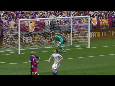 FIFA 16_ james Rodriguez free kick exceptionnel