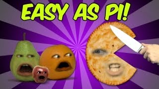 Annoying Orange - Easy As Pi