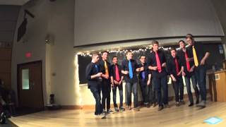 Take Me Home, Country Roads (John Denver) - A Capella Cover - Spring Concert 2015