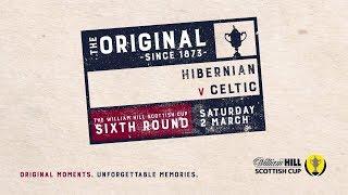 Hibernian 0-2 Celtic | William Hill Scottish Cup 2018-19 – Sixth Round