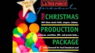 CHRISTMAS COMMERCIAL PRODUCTION MUSIC LIBRARY FOR RADIO
