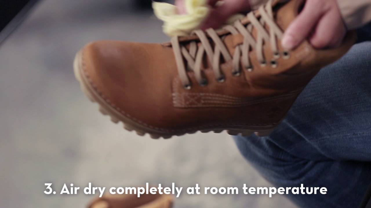 bf8088781b Timberland Product Care - Suede - YouTube