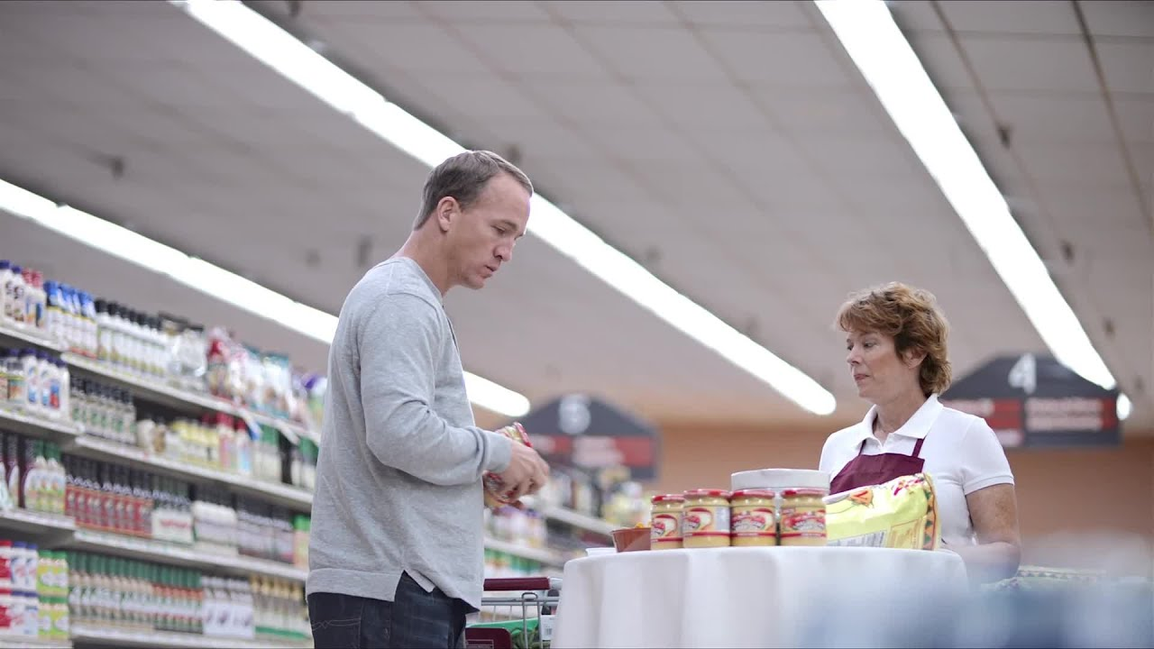 Peyton Manning's new Nationwide ad features the 'jingle' again ...