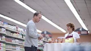 peyton manning s new nationwide ad features the jingle again abnd chicken parm