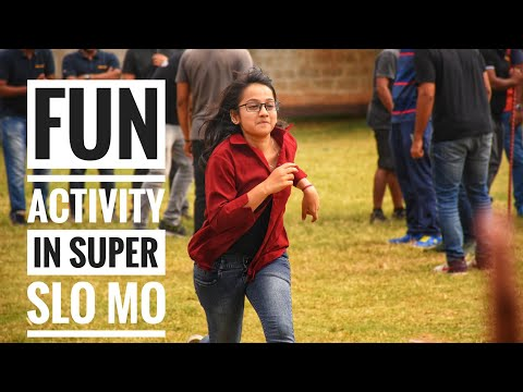 Continental PSS Fun Activity in Super Slow Mo