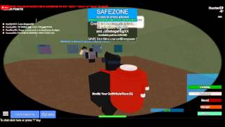 ROBLOX: Fake Cursing on ROBLOX :D