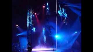 The Moscow State Circus - Trapeze Fall