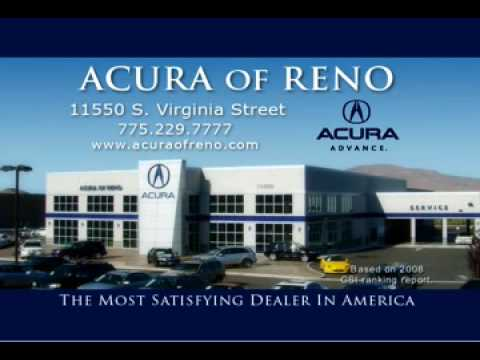 Acura Of Reno >> Acura Of Reno Commercial Multiple Customer Testimonials Youtube