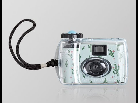 Waterproof Underwater Disposable Camera