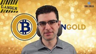 Warnung vor dem 'Hund', Ääähm, Bitcoin Gold