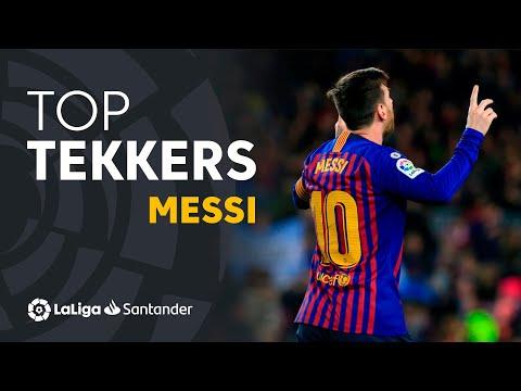 LaLiga Tekkers: Messi le da LaLiga Santander al FC Barcelona