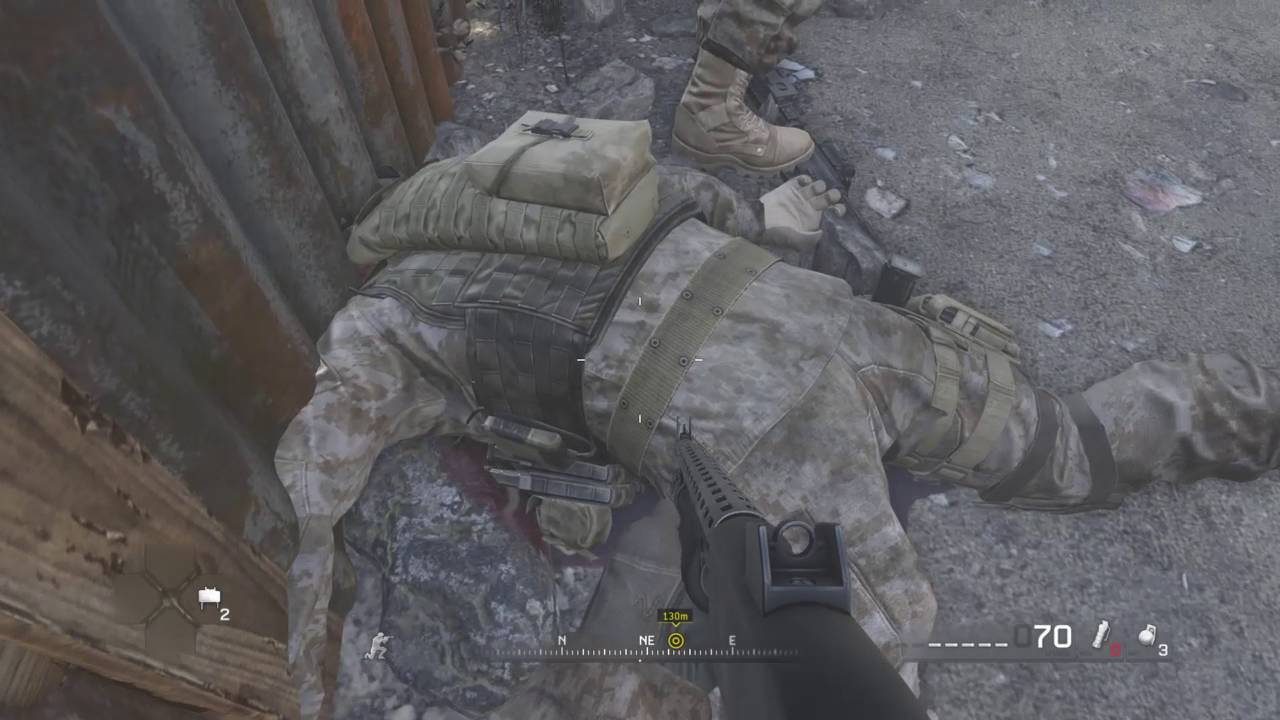 how to change difficulty in cod mw