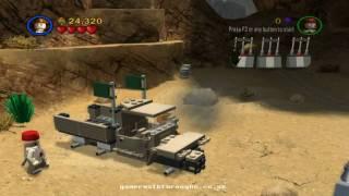 Lego indiana jones walkthrough - Desert ambush [1/2]