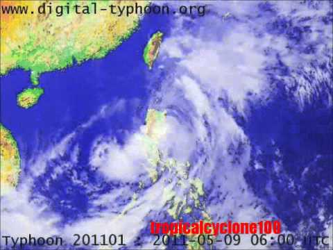 Tropical Storm Aere (Bebeng) (2011)