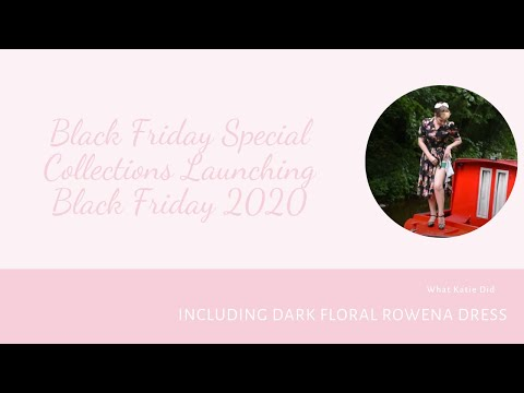 What Katie Did Black Friday 2020 Collection