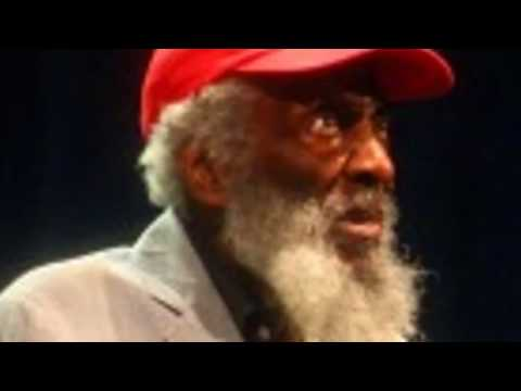Dick Gregory  2017 The event that rocked America