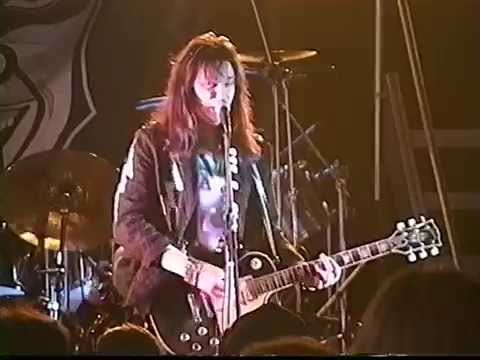 Ace Frehley tribute FRACTURED MIRROR 1997 KISS expo Burnin