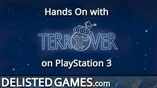TerRover - PlayStation 3 (Delisted Games Hands On)