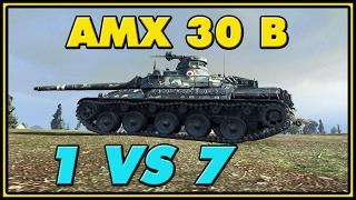 World of Tanks | AMX 30 B - 9 Kills - 8K Damage