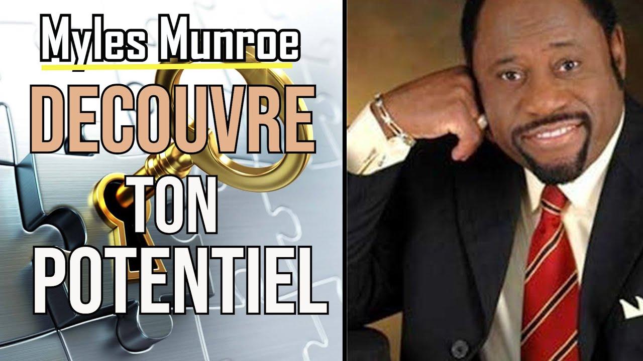 Download Prédication de Myles Munroe en français  DECOUVRE TON POTENTIEL  Trad. Maryline Orcel