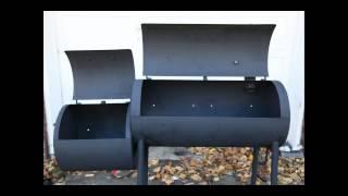 That's NOT Garbage!:Brinkman Smoke'N Pit - Restore