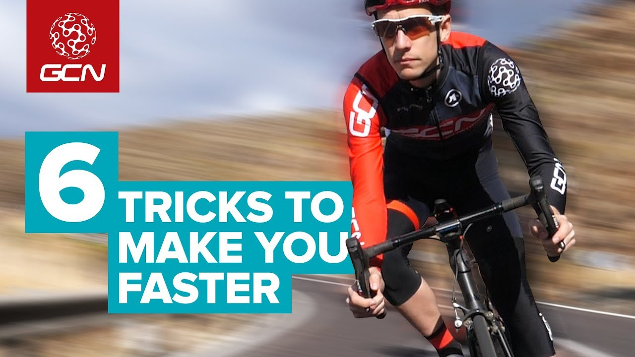 how to make your bike go faster